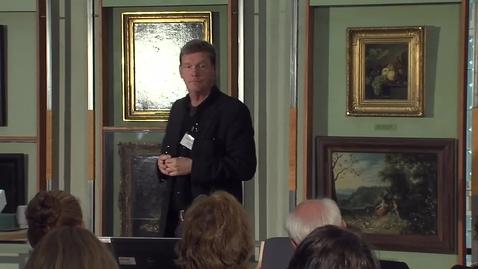 Tumnagel för Staging the Archive Cluster, Critical Heritage Studies, University of Gothenburg - Del 3