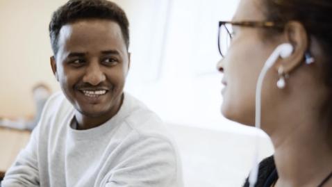 Tumnagel för Knowledge-based entrepreneurship, Master's programme