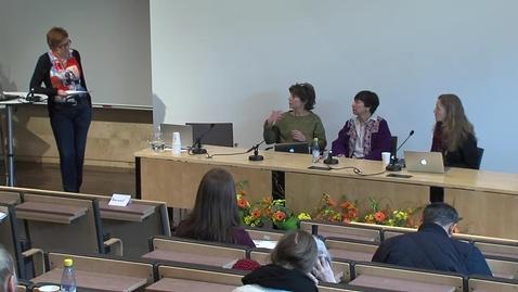 Tumnagel för Paneldebatt. Hur internationell är genusforskningen?