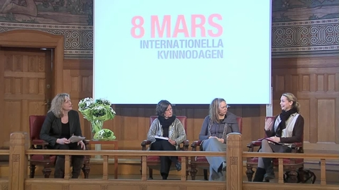 Tumnagel för Vad kan kvinnorörelser på gräsrotsnivå göra för att lösa världsproblemen?