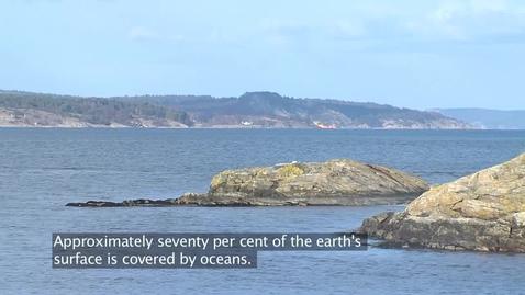 Tumnagel för Unique experiments on ocean acidification