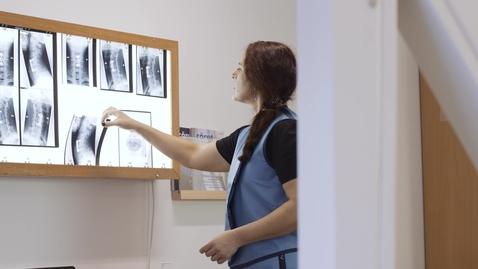 Tumnagel för Röntgensjuksköterska – om du gillar både teknik och mänskliga möten