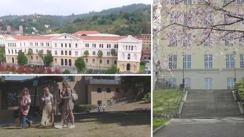 Tumnagel för Human Rights Policy and Practice, Erasmus Mundus Master's Programme