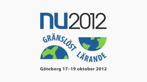 Tumnagel för NU-konferensen, Anna Valtonen
