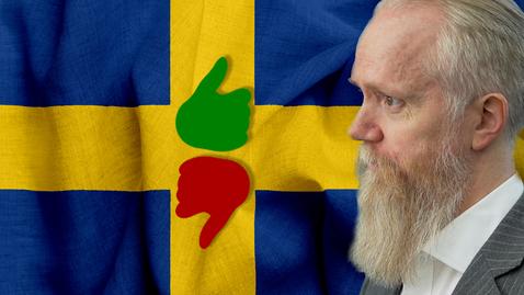 Tumnagel för SOM-undersökningen: Vad tycker svenskarna?