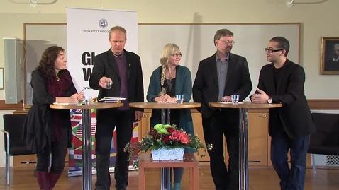 Tumnagel för Romers situation i Europa, i Sverige, i Göteborg idag
