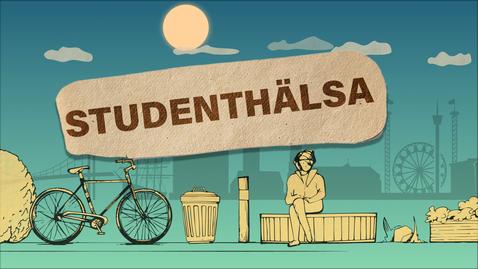 Tumnagel för Studenthälsa vid Göteborgs universitet