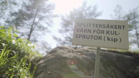 Tumnagel för Parsetjärns skans i Dalsland