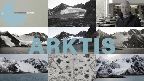 Tumnagel för Akademisk kvart: Arktis smältande glaciärer