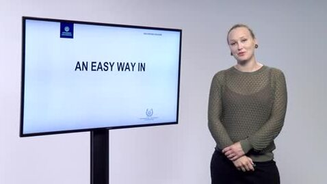 "Tumnagel för 8.SAKS's project  ""An easy way in"""