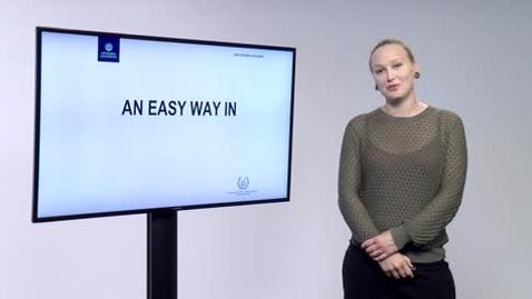 "Tumnagel för 8.SAKS's project  ""An easy way in"""