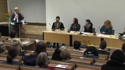 Miniatyr för inlägg Paneldebatt. Hur internationell är kvinnorörelsen?