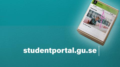Tumnagel för Digital services for students