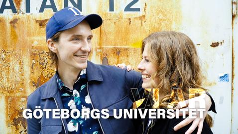 Tumnagel för Vi är Göteborgs universitet