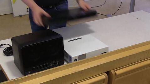 Miniatyr för inlägg Teknik i salar - Anställd på HKR