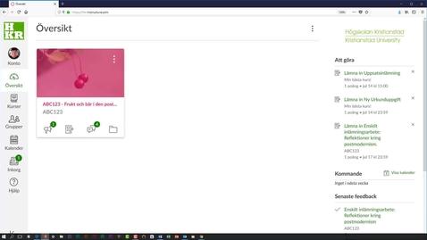 Miniatyr för inlägg Zoom onlinemöte - delta som student - del 1 installera