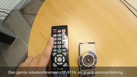 Miniatyr för inlägg Högskolans gamla videokonferenssystem