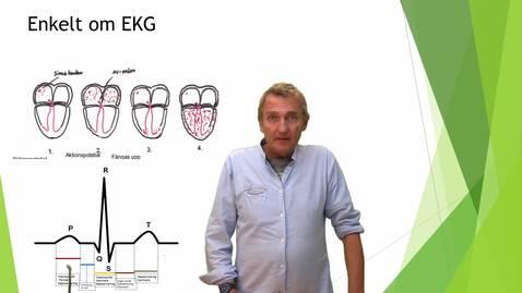Miniatyr för inlägg EKG