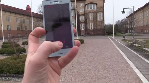 Miniatyr för inlägg Filma med mobilen