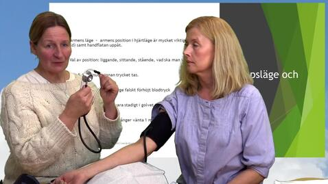 Miniatyr för inlägg Blodtryck Tandhälsan