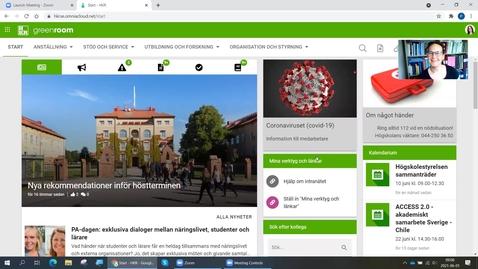 Miniatyr för inlägg Kvalitetsseminarium, fakulteten för Hälsovetenskaper - introduktion till programträff, våren 2021
