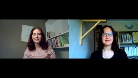 Miniatyr för inlägg Tonåringars sömn på sjukhus - Pernilla Garmy intervjuar Charlotte Angelhoff