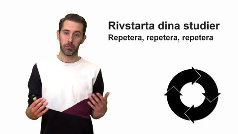 Miniatyr för inlägg Repetera, repetera, repetera