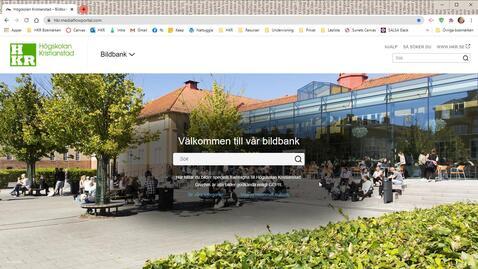 Miniatyr för inlägg HKR-bildbank - för dig som ska berätta om HKR