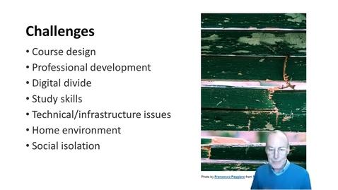 Thumbnail for entry Alastair Creelman Keynote 1 SoTL 2021 - Learning Spaces
