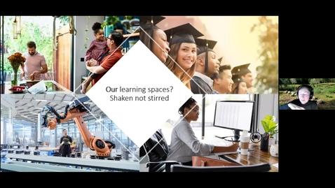 Thumbnail for entry Inge de Waard Keynote speech at SoTL Learning spaces 2021
