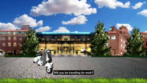 Thumbnail for entry Business trips at ITM school