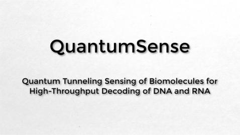 Thumbnail for entry QuantumSense