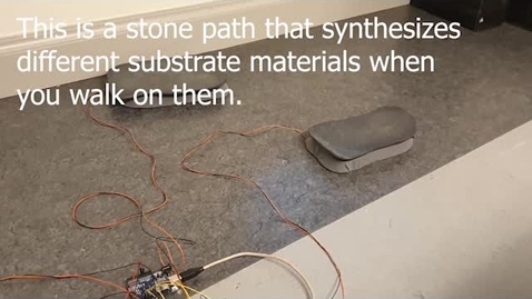 Thumbnail for entry DT2300 - 2020: The Foley Stone Path