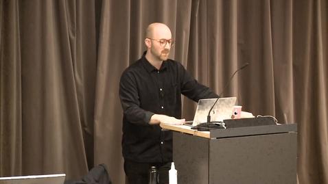 Miniatyr för inlägg Jonatan Fried – Så gör vi journalistik för mobilen  / 2019