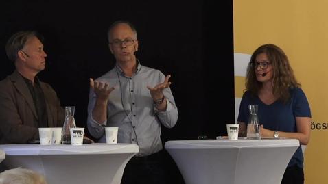 Miniatyr för inlägg Övergödning och läkemedelsrester; hur renar vi i ett gemensamt hav?    Almedalsveckan 2019     Tema: Hur mår Europa idag? Del 6