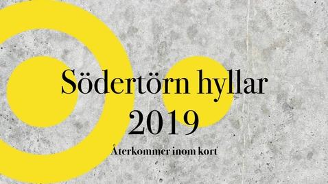 Miniatyr för inlägg Södertörn hyllar 2019 Del 2