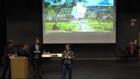 Miniatyr för inlägg Maria Cheadle & Karoline Beronius – Addressya : att ge adresser till miljarder människor som saknar / 2019