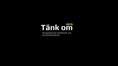 Miniatyr för inlägg TänkOm! 2019