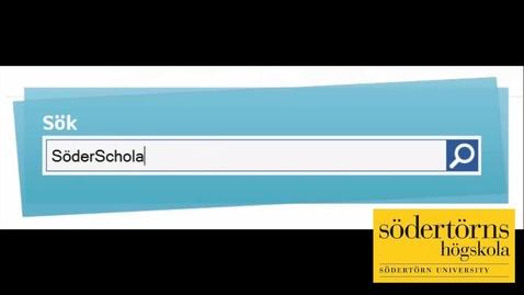 Miniatyr för inlägg SoderScholar - Hitta och Låna bok