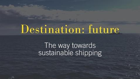 Miniatyr för inlägg Destination future