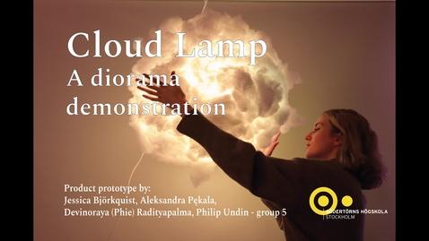 Miniatyr för inlägg Cloud Lamp