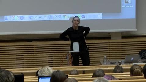 Miniatyr för inlägg Kristina Åberg (Guldbagge 2018 för Bästa Film) om film- & TV-produktion  / 2016