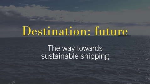 Miniatyr för inlägg Destination: Future