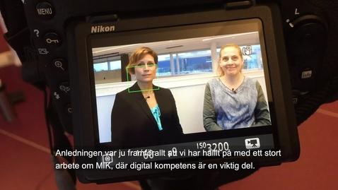 Miniatyr för inlägg Digitalisering i Lärarutbildningen
