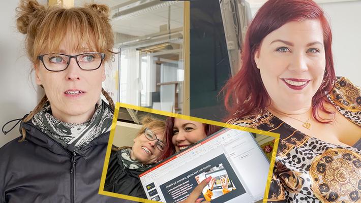 Nya Officemallar 2021 - svenska