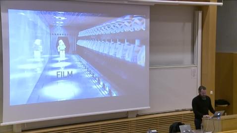 Miniatyr för inlägg Thomas Molén - Visuell journalistik (del 4) / 2017