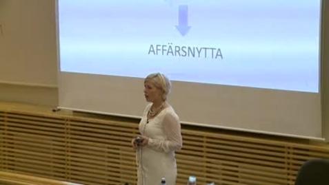Miniatyr för inlägg Malin Andréasson & Johan Hammarlund – Mediebevakning inom sociala medier (del 2) / 2014
