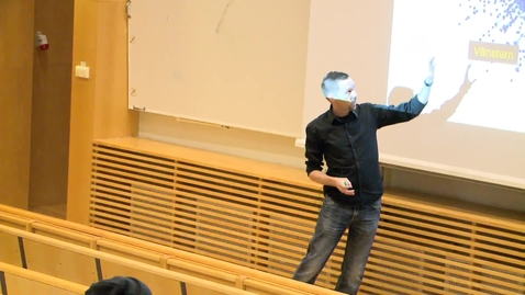 """Miniatyr för inlägg Peter M. Dahlgren – Sociala medier och """"filterbubblor"""" / 2018"""