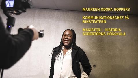 Miniatyr för inlägg Möt årets alumn Maureen Odora Hoppers
