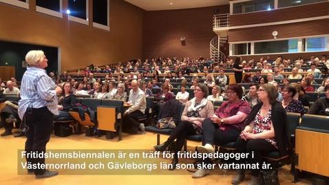 Thumbnail for entry Fritidshemsbiennalen180413